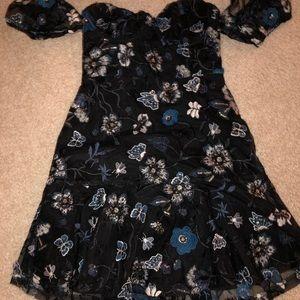 For Love And Lemons Dresses - For Love and Lemons Botanic Off Shoulder Dress!